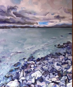 corrib storm II
