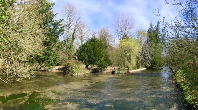 River Test, Source to Sea – Longparish