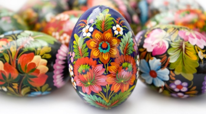 What is happening after Easter?