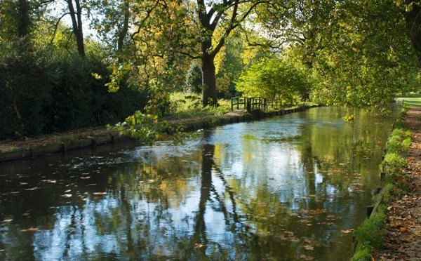 River Test, Source to Sea, Mottisfont