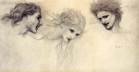 head-study-for-the-masque-of-cupid-by-Edward-Burne-Jones